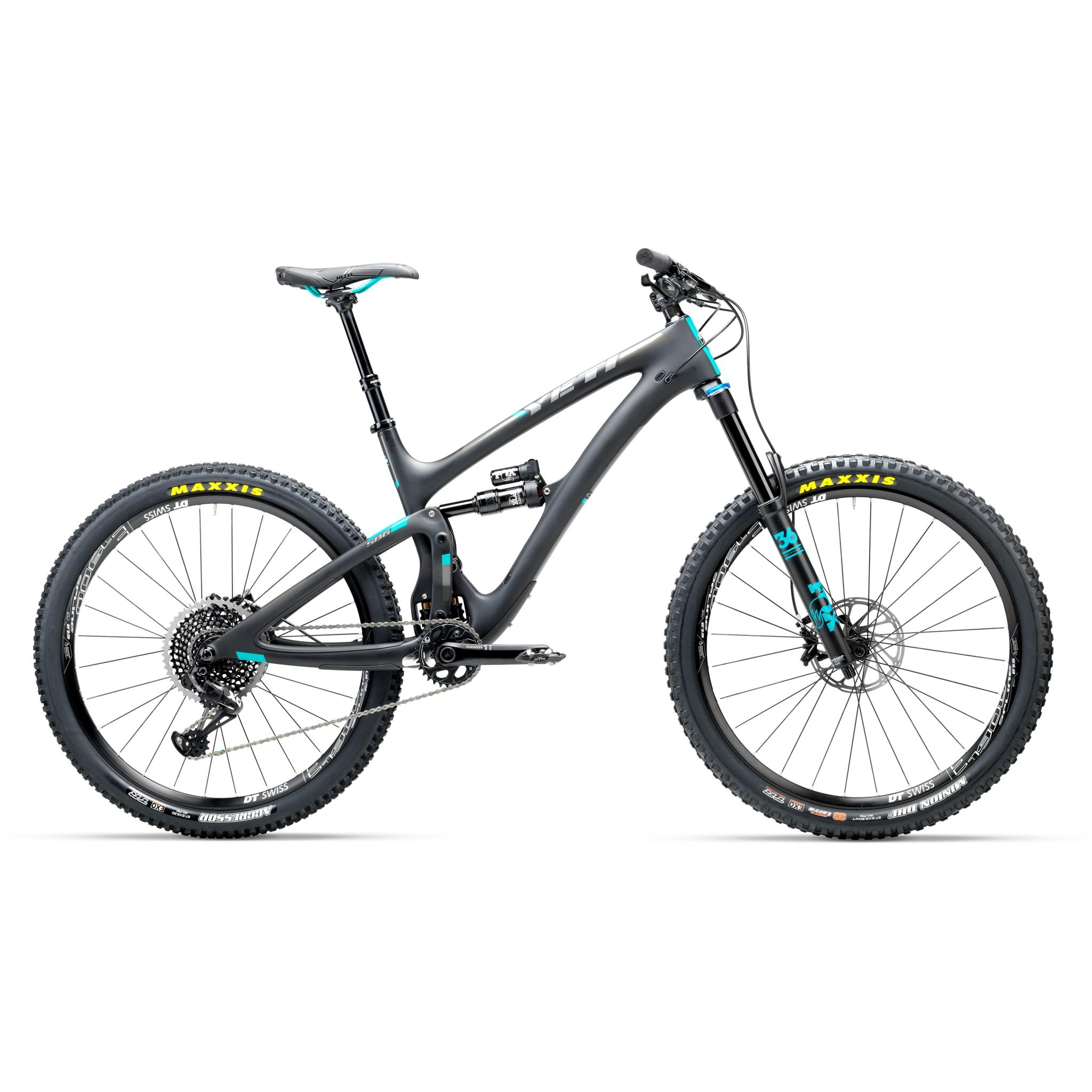 2017 Yeti SB6 Carbon Eagle