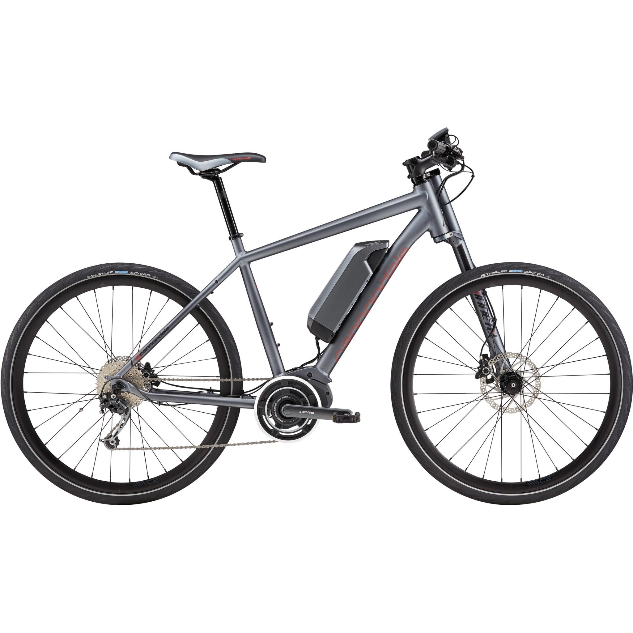 Praktisk el-sykkel med 412Wh batteri