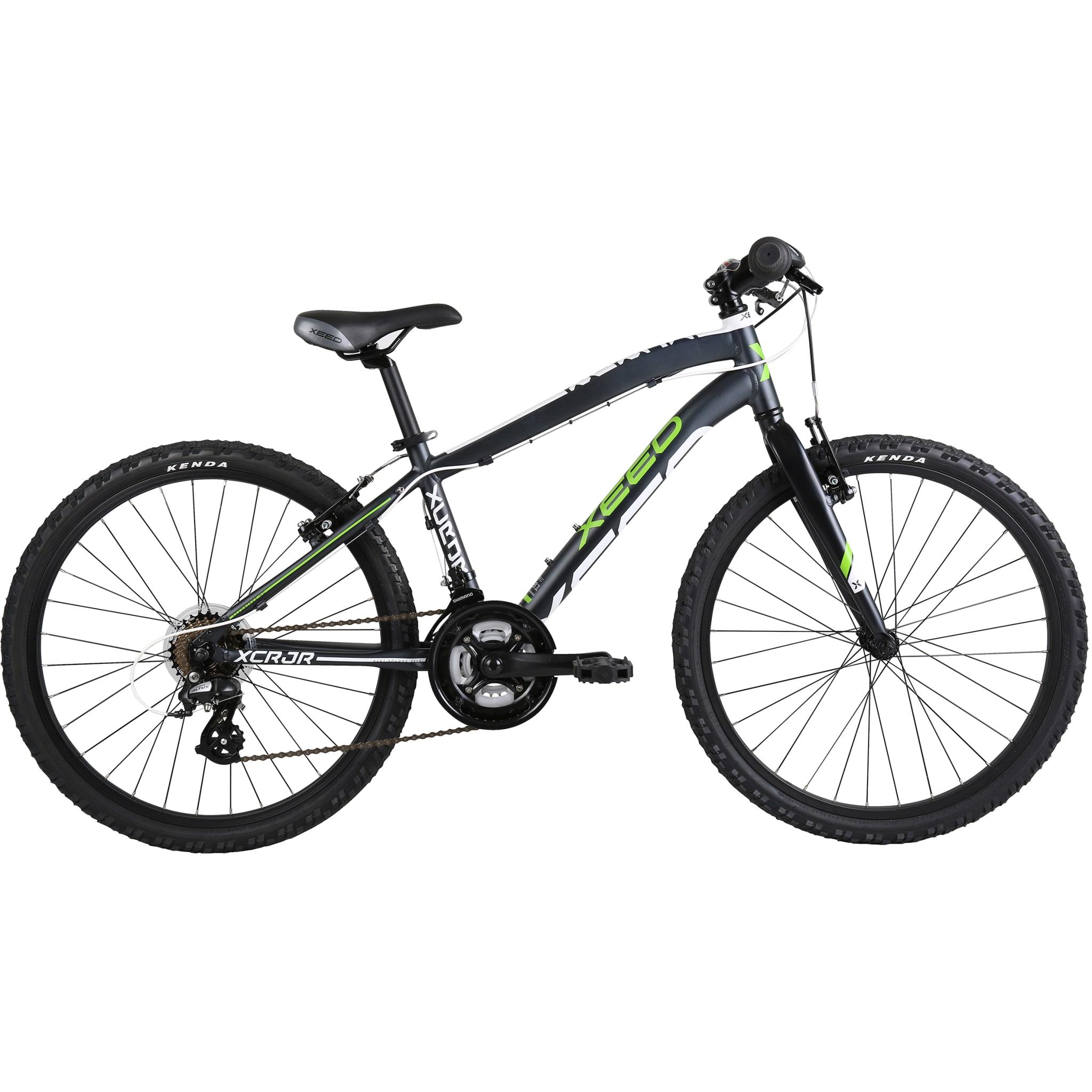 Lettvekts sykkel for 8-12 år.