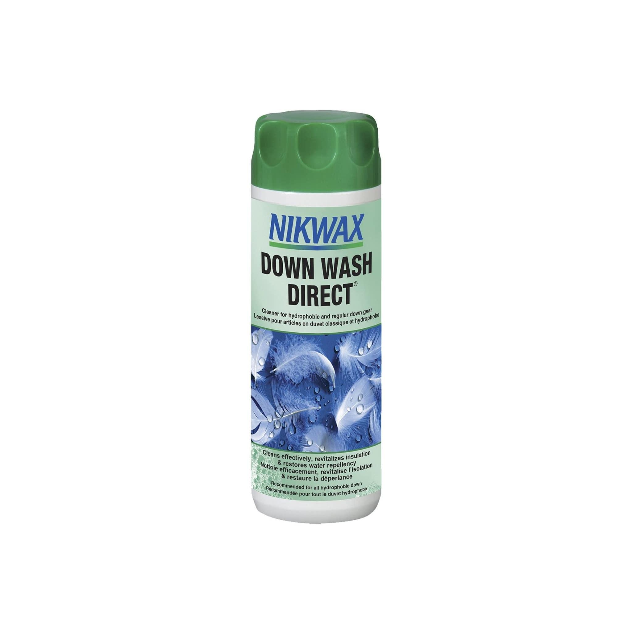 Vaskemiddel for dunklær og poser - spesiallaget for hydrofobisk dun