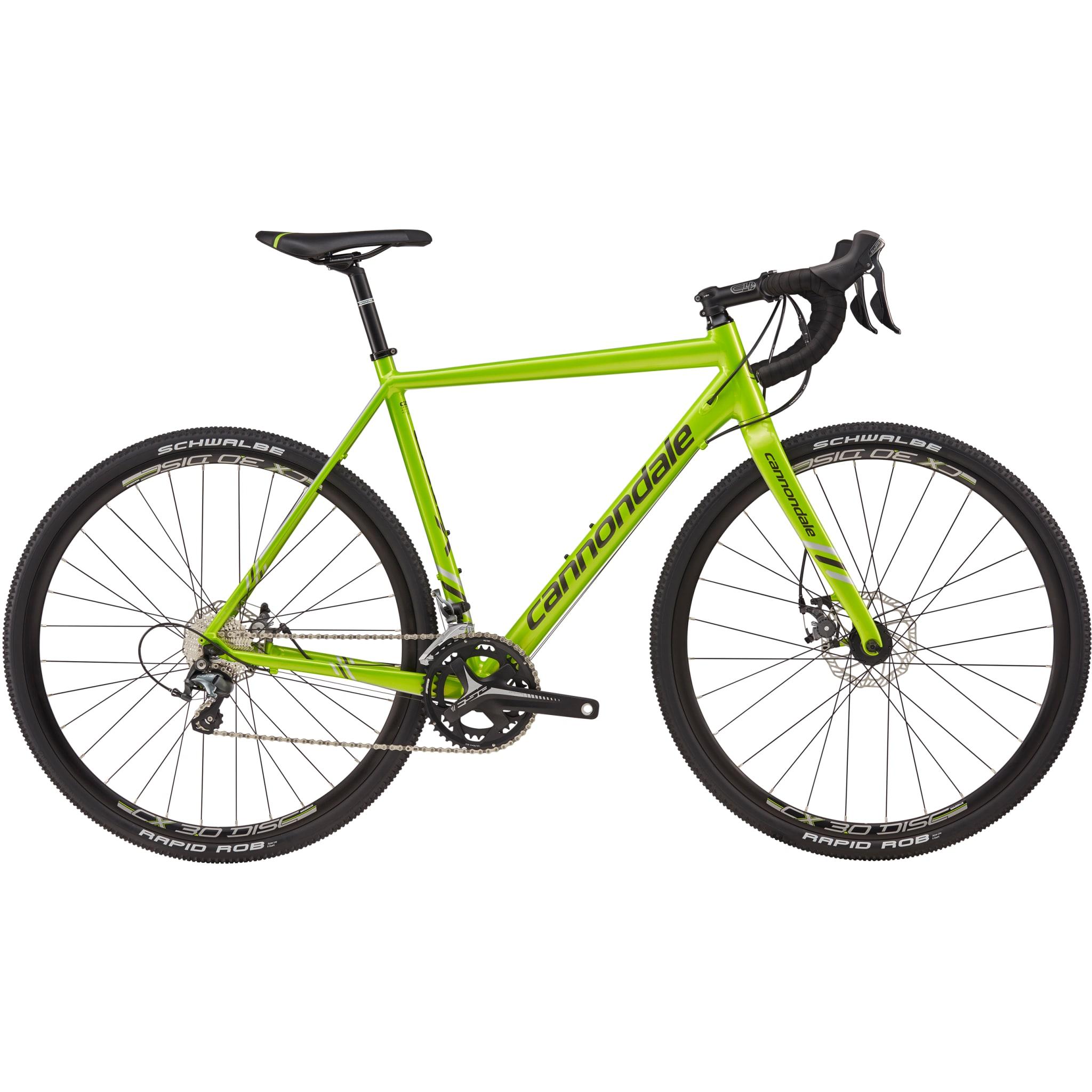 Perfekte første sykkel innen cyclocross.