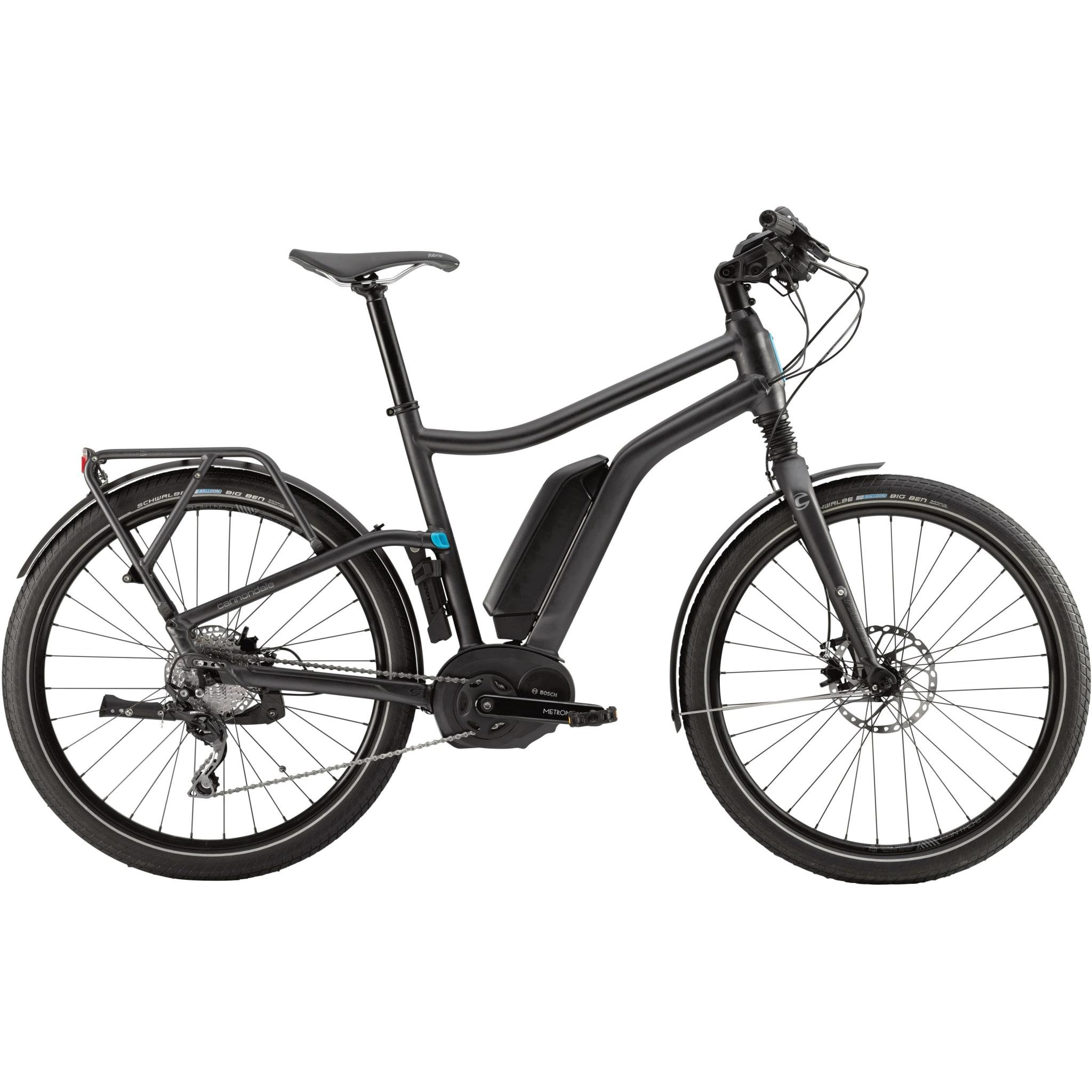 Vår mest gjennomførte og allsidige el-sykkel!