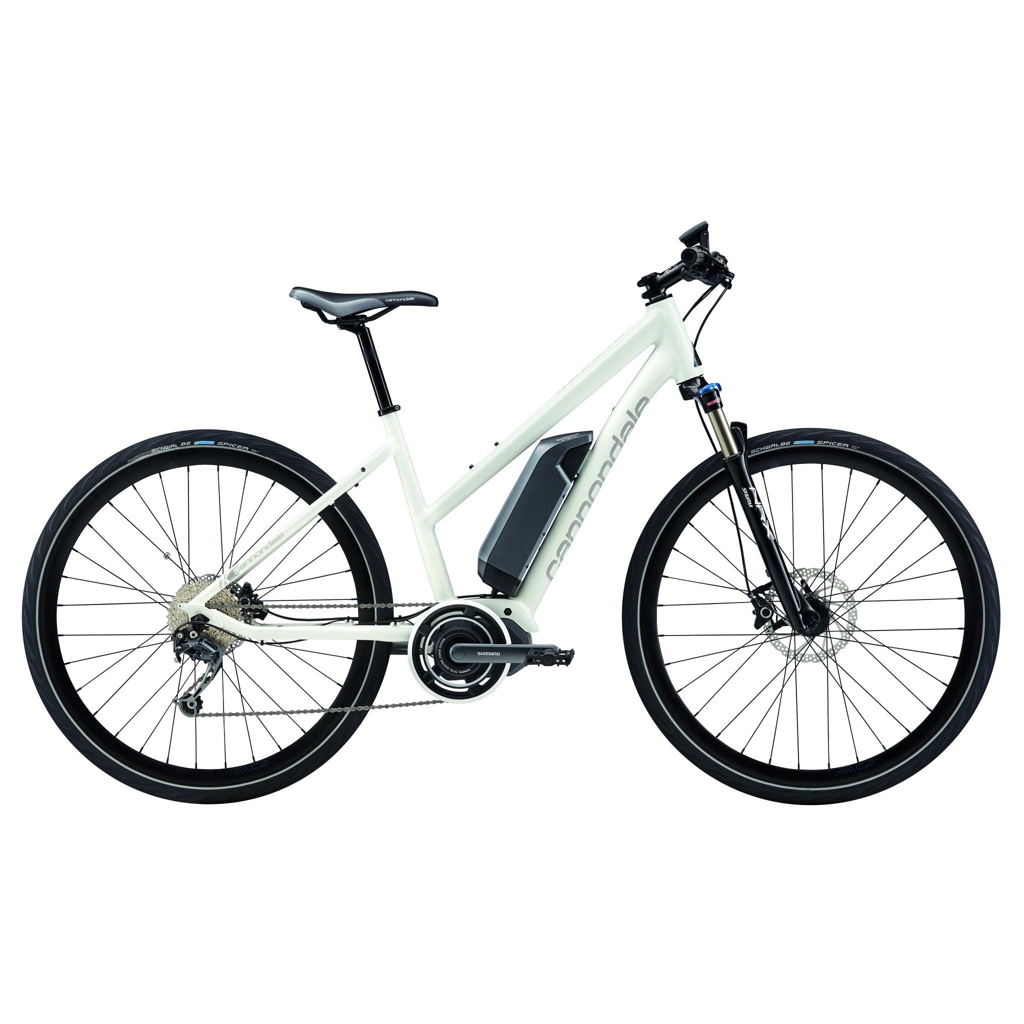 Praktisk el-sykkel med 418Wh batteri