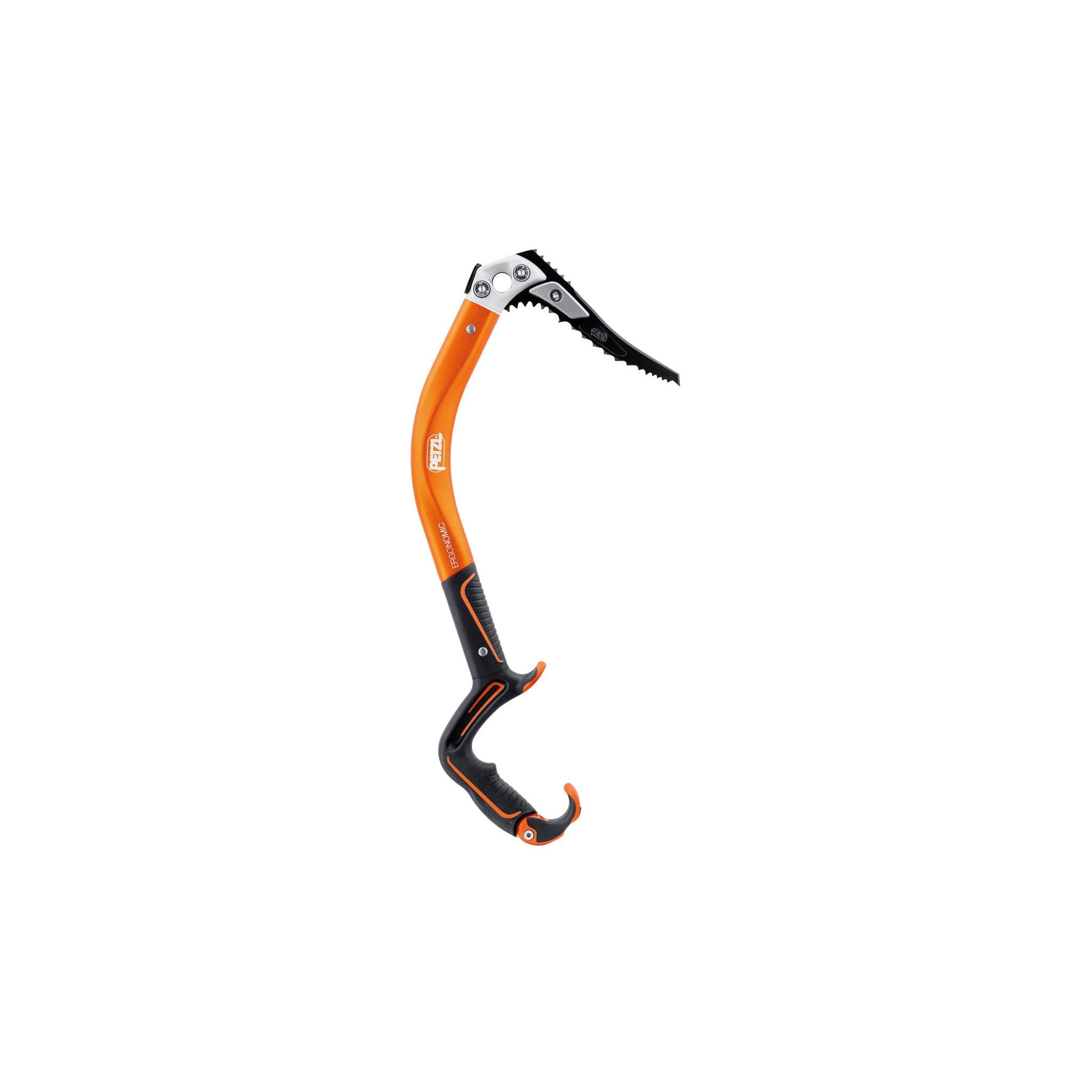 Aggressiv klatreøks til bratt og teknisk klatring