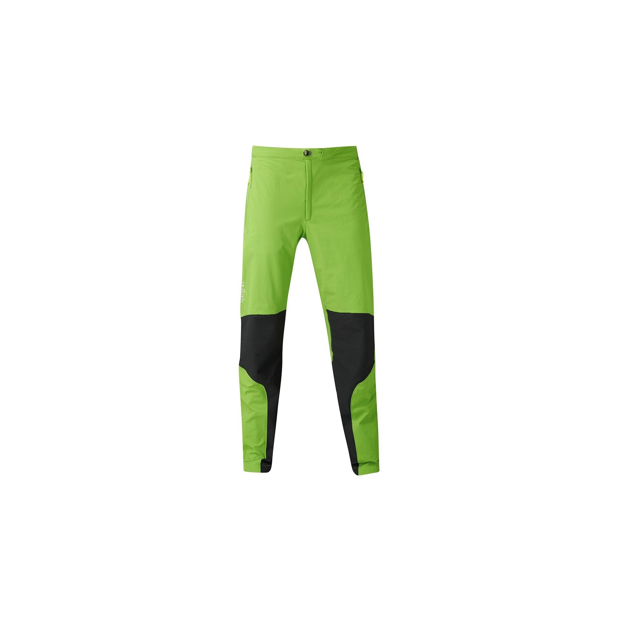 Lette softshellbukser med god stretch og forsterkning