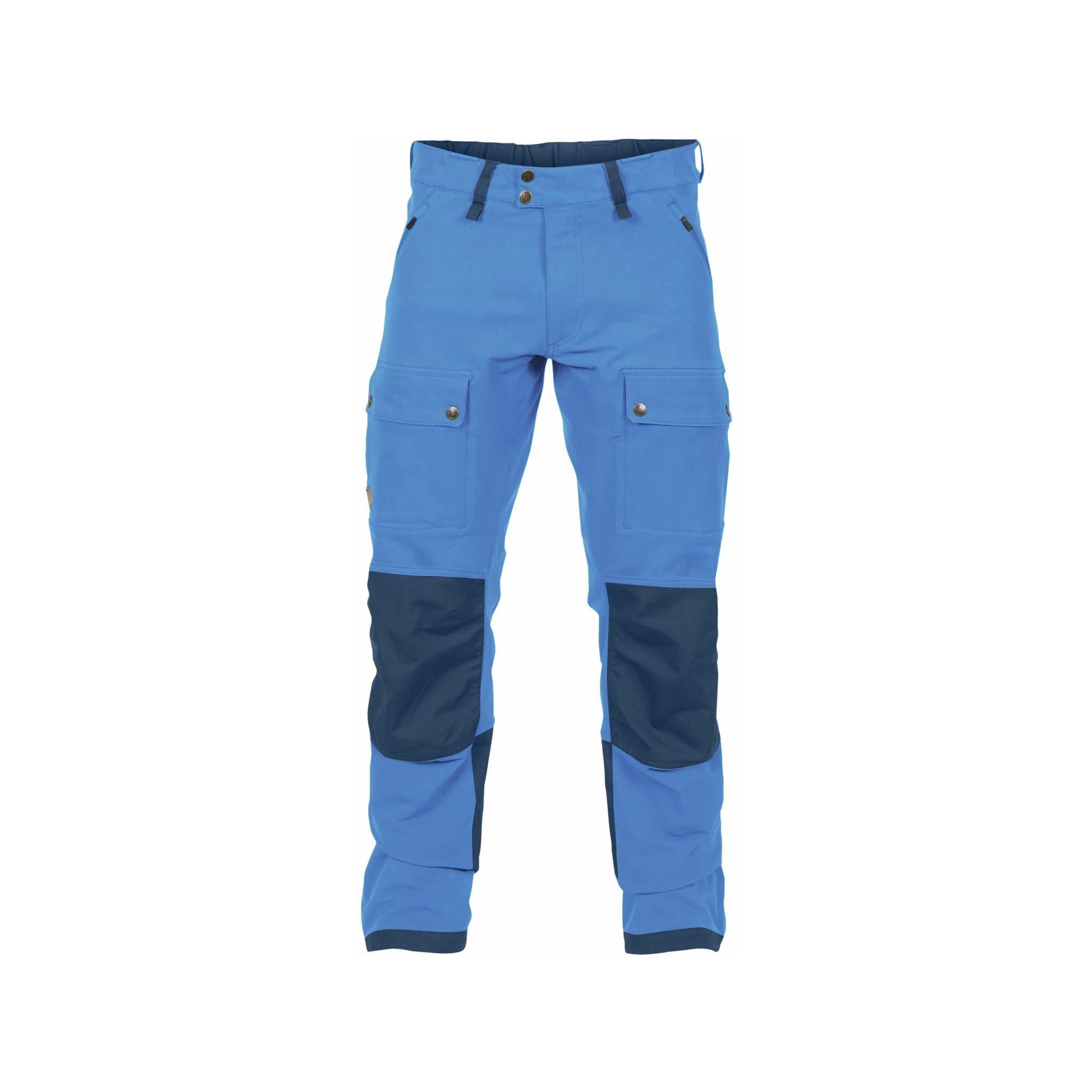 Svært teknisk bukse med fireveis stretch for kjølige dager